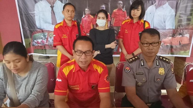 Polda Bengkulu Tangkap DPO Polda Maluku