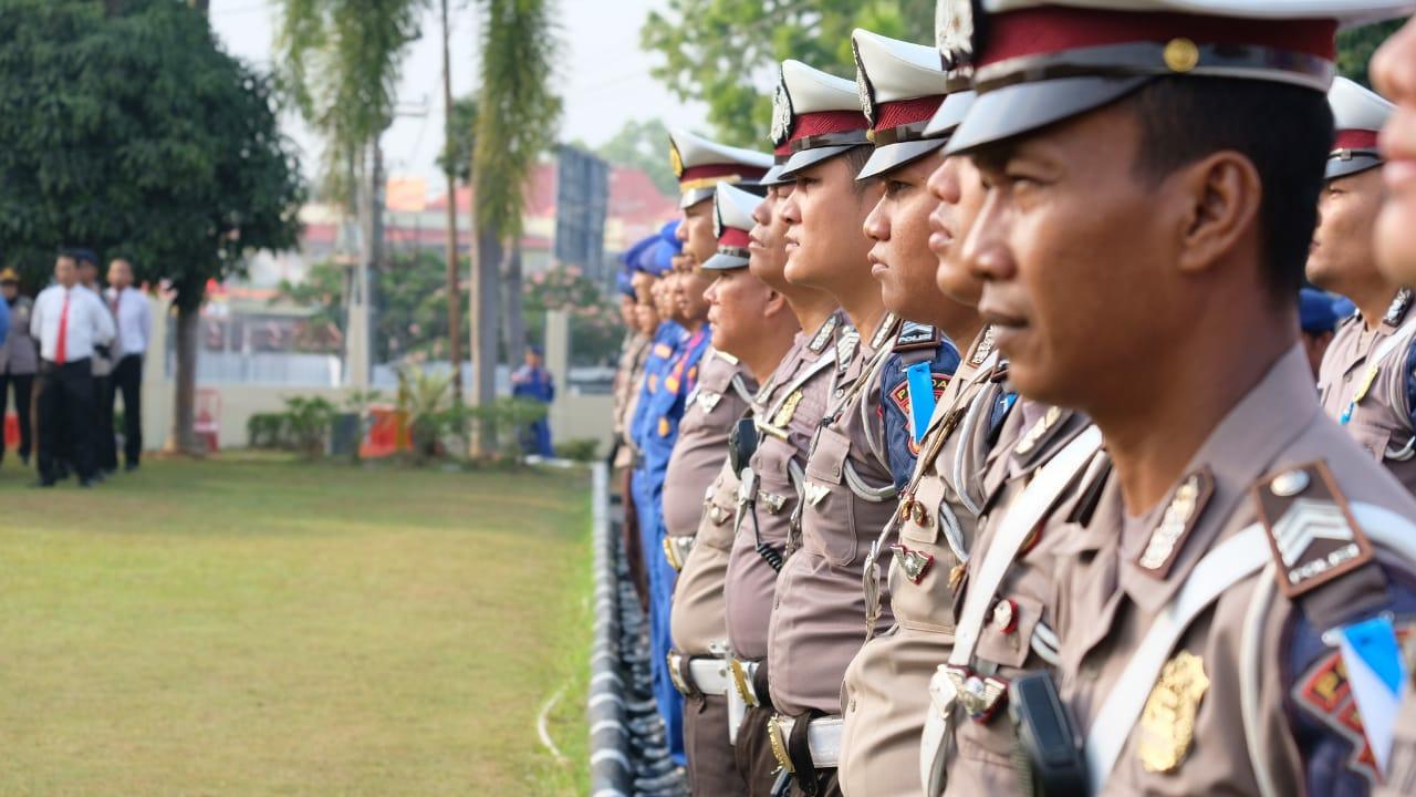 Jelang Natal 2019 dan Tahun Baru 2020, Polri Siagakan Sebanyak 160.000 Personel Pengamanan