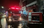 Diduga Konsleting Listrik, Sijago Merah Hanguskan Toko Lion di Jalan Soeprapto