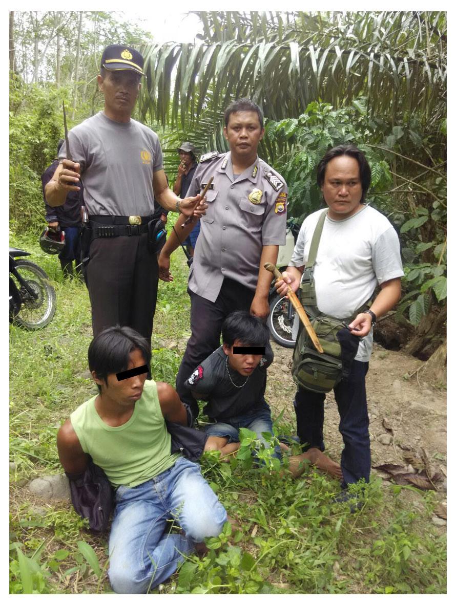 Kurang Dari 6 Jam, Polisi Berhasil Bekuk Pelaku Curas Lintas Kabupaten