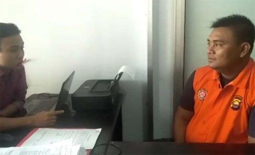 Polisi Tangkap Warga Lampung yang kedapatan Bawa Sabu