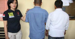 Peras Kaur Tasik Malaya, Dua Oknum LSM Di ciduk polisi