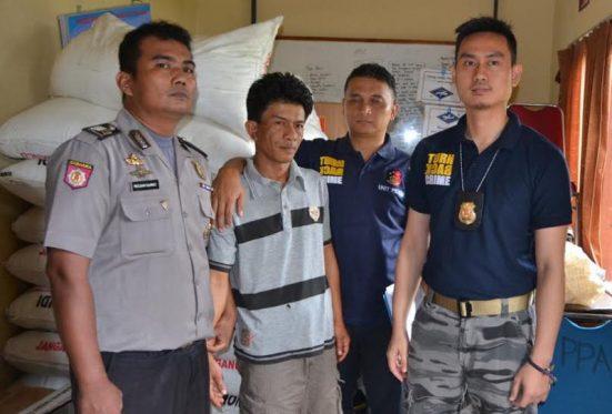 Polisi Tangkap TSK Gelapkan Pupuk Di Pagar Alam