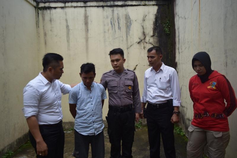Cabuli Bocah, Seorang Pemuda Ditangkap