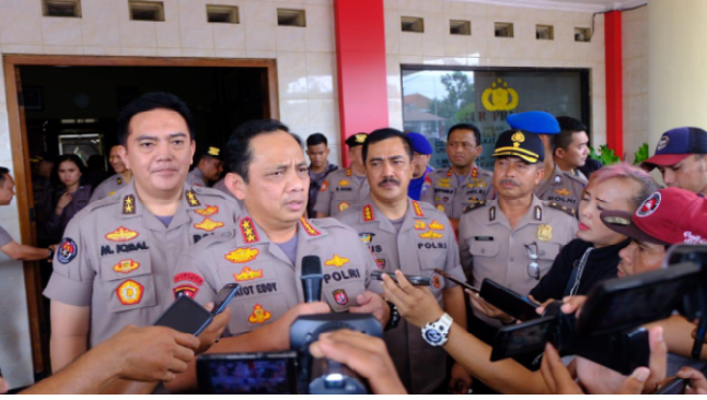 Wakapolri Imbau Polri Perkuat Sinergi dengan TNI Menghadapi Pilkada Serentak 2020 dan PON XX