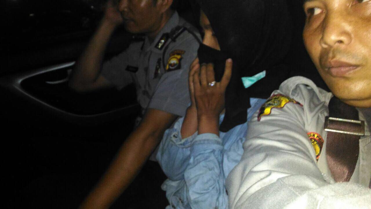 Bobol Bank, Seorang Wanita Diamankan Polisi