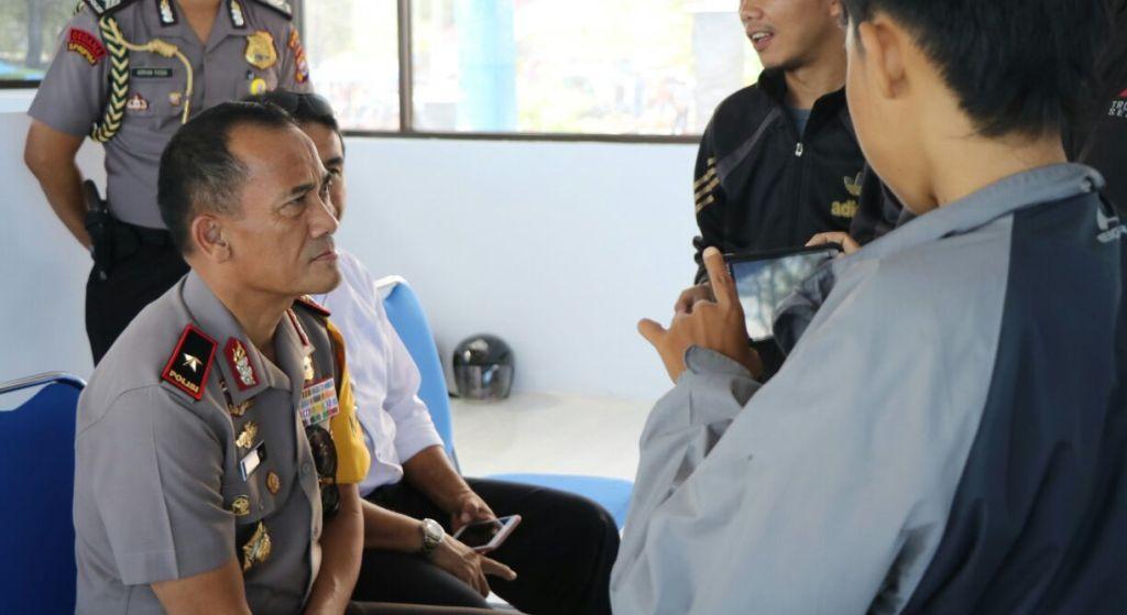 Dalam 6 Jam, Pelaku Penikaman berujung Maut di cafe malibu Ditangkap