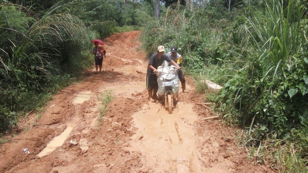 Cuaca Jadi Penentu, Bila Hujan Kami Bisa Nginap Dijalan
