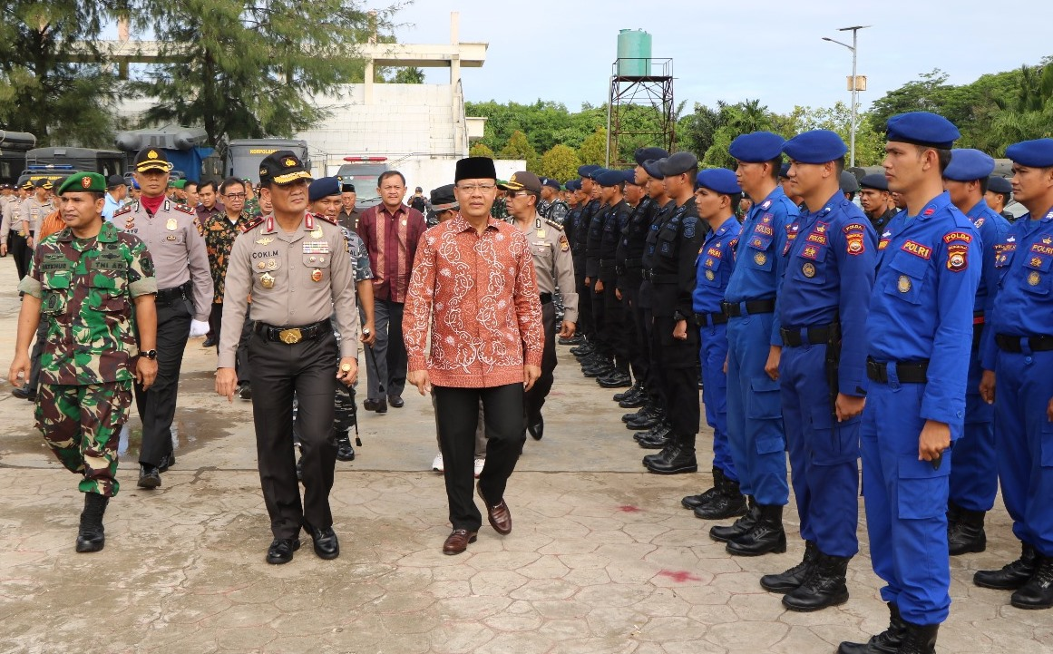 Provinsi Bengkulu Masuk Zona Merah Rawan Bencana