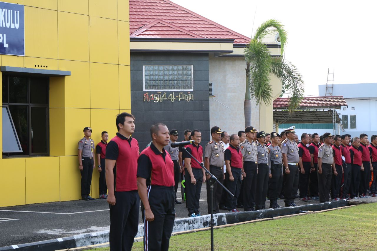 Pilkada Serentak 2018, Polda Bengkulu Netral