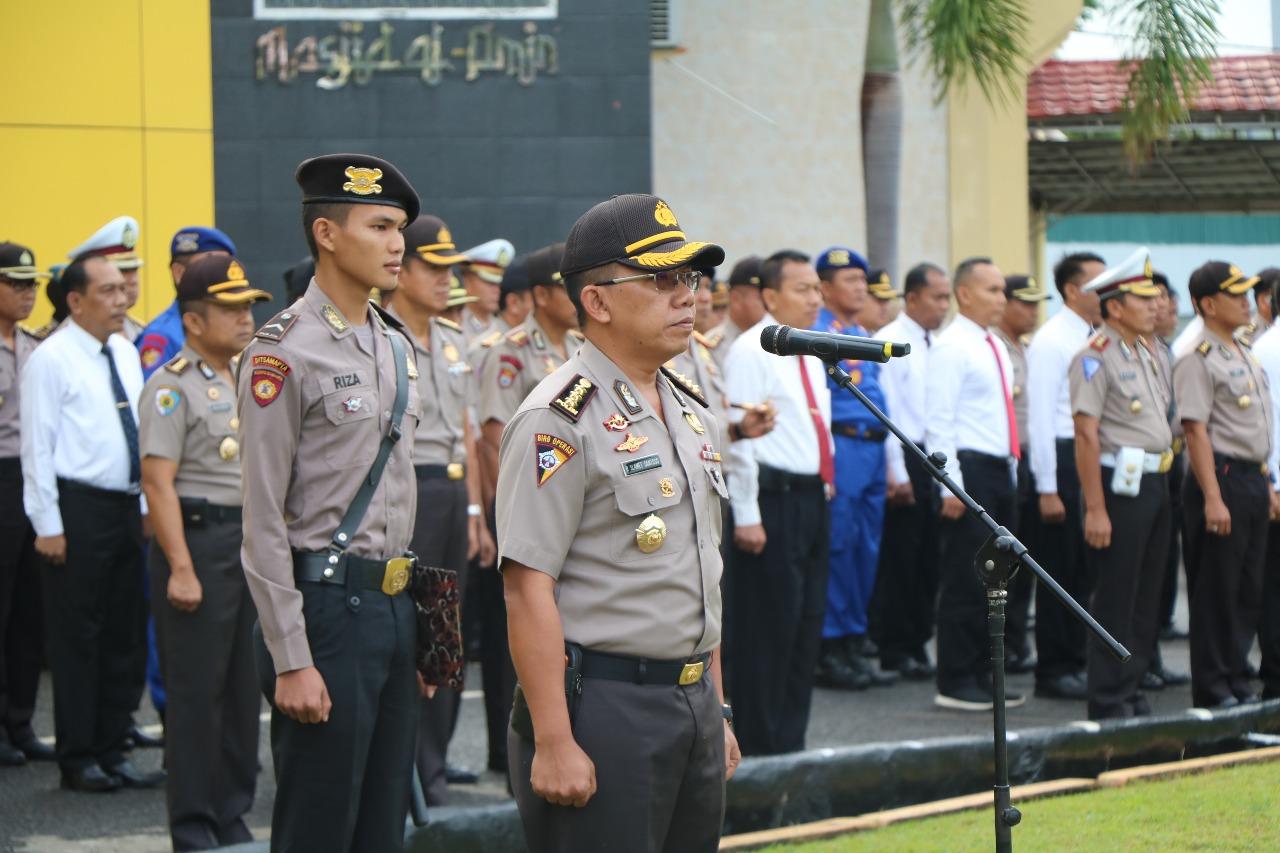 Karo Ops; Polda Bengkulu Siap Sukseskan Pilwakot Bengkulu Melalui Pengamanan