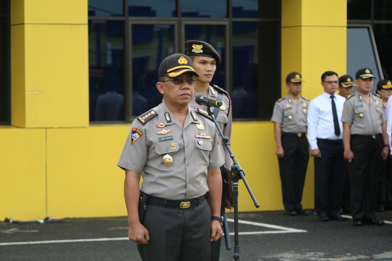 Karo Ops Polda Bengkulu; Seimbangkan Pelaksanaan Tugas Kepolisian di Lapangan, Dengan Bagian Administrasi