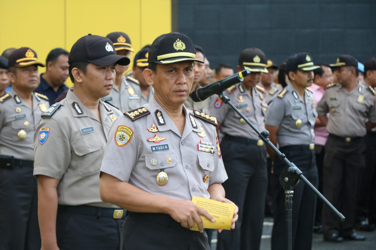 Karo SDM Polda Bengkulu; Kuliah Pendukung Kinerja, Jangan Dibalik