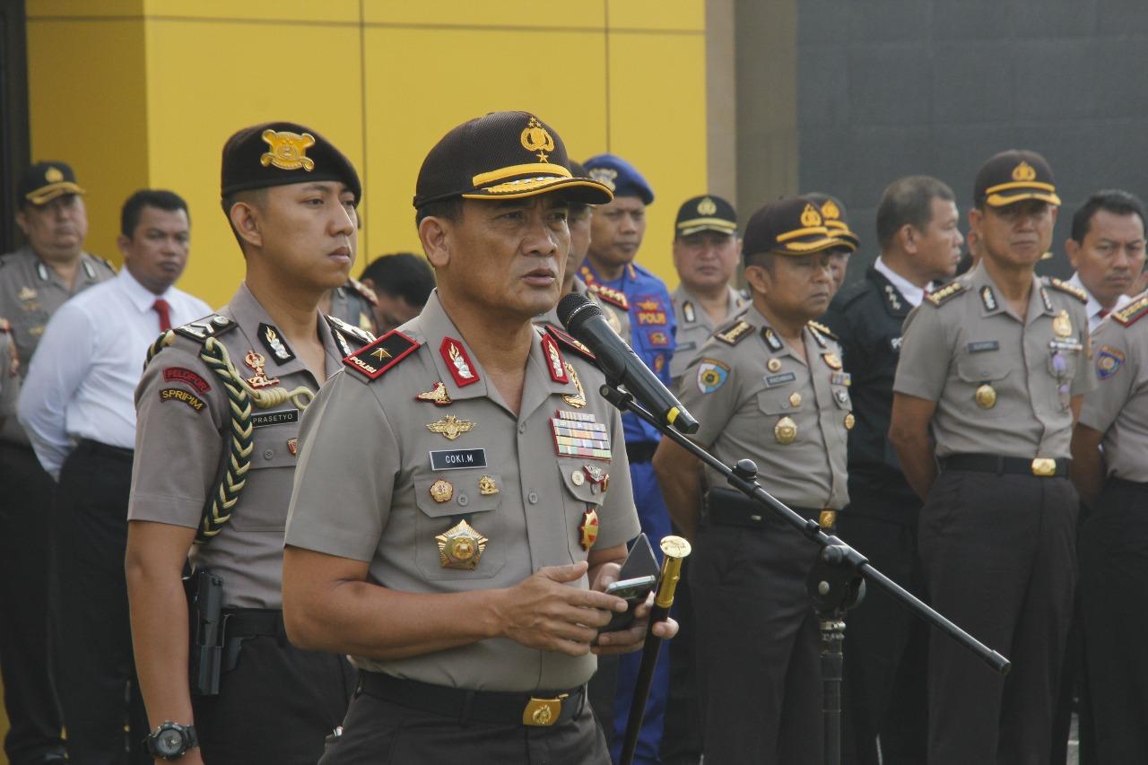 Kapolda Bengkulu; Pemetaan Daerah Rawan Konflik Sebagai Tindakan Antisipasi