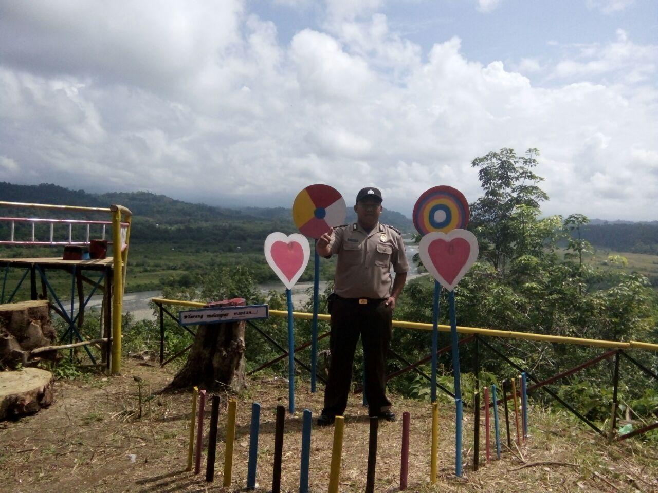 Puncak Mingkik, Lokasi Wisata Alam di Kabupaten Kaur Provinsi Bengkulu
