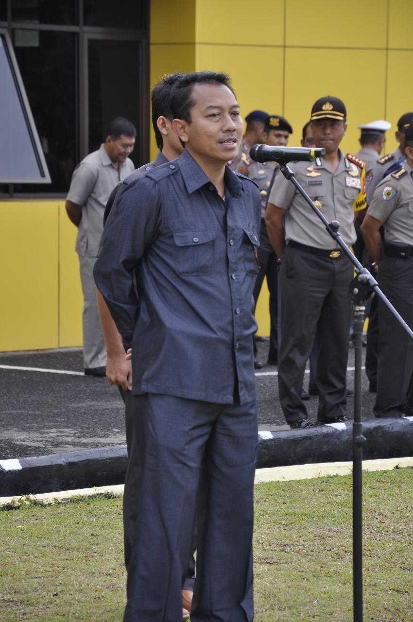 Dirreskrimum Polda Bengkulu : SPKT tolak ukur pelayanan masyarakat