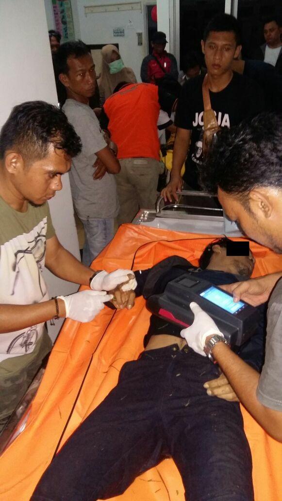 Melarikan Diri Usai Merampok, Pelaku Ditemukan Meninggal Dalam Siring Irigasi