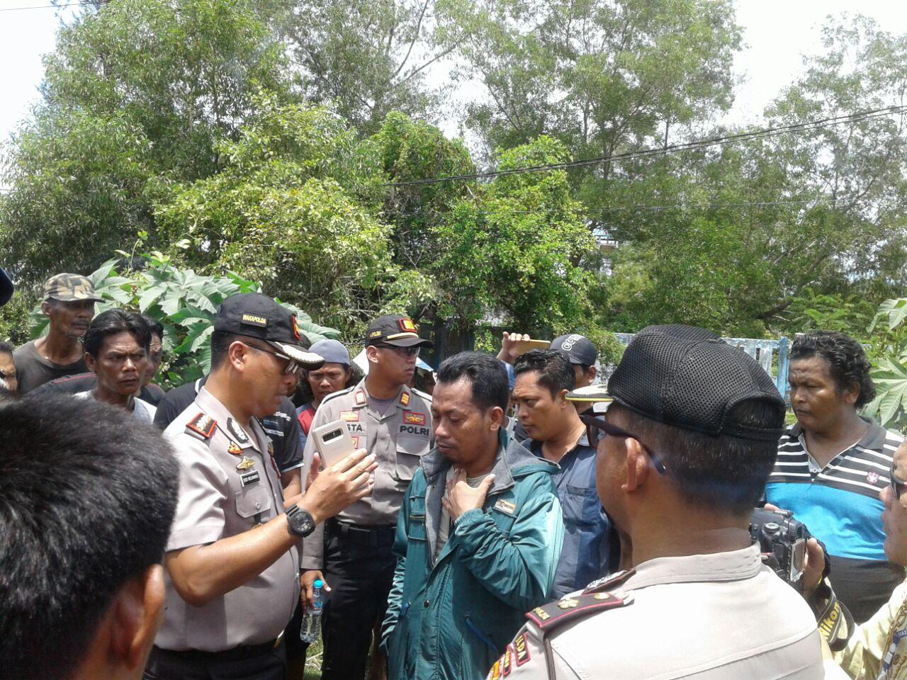 Wakapolda Bengkulu Himbau Nelayan Untuk Tidak Berbuat melawan Hukum