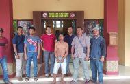Jatanras Polda Bengkulu Tangkap DPO Curas