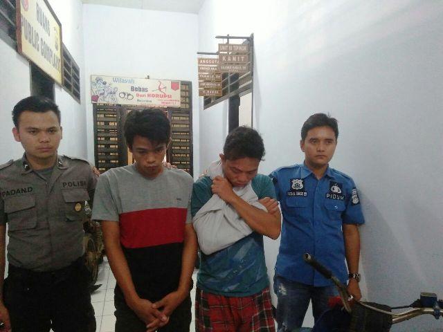 Jambret Mahasiswi, 2 Warga Kepahiang Ditangkap Polisi