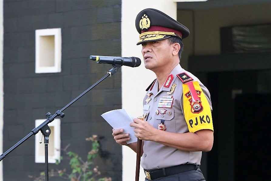 Kapolda Bengkulu; Sukseskan Pilkada, Peran Polri Luar Biasa