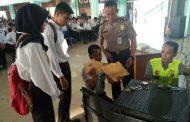 Polda Bengkulu Lakukan Scanning LJK tes Psikologi Calon Bintara