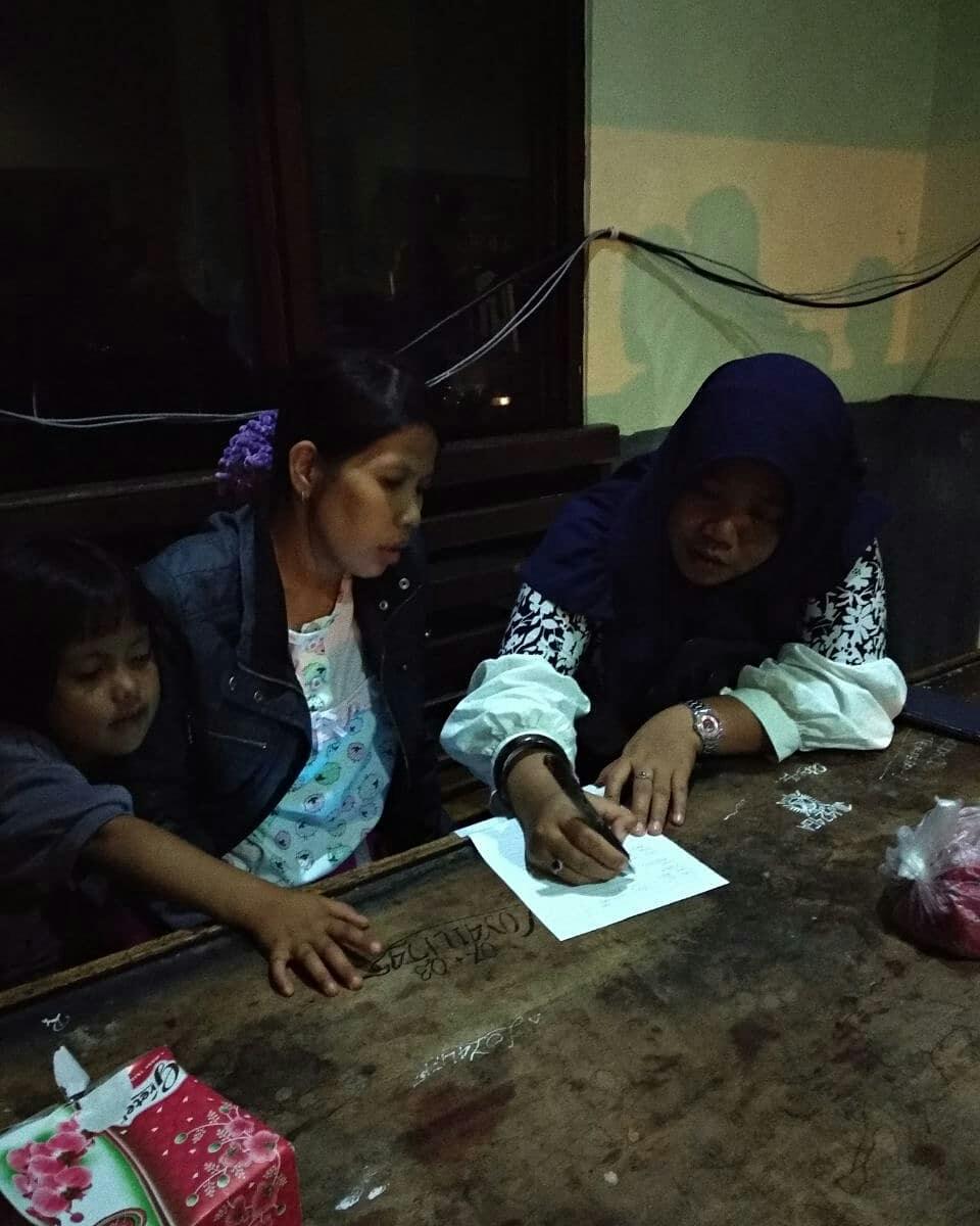 Manfaatkan Medsos, Polda Bengkulu Satukan Orang Tua Dengan Anak Hilang