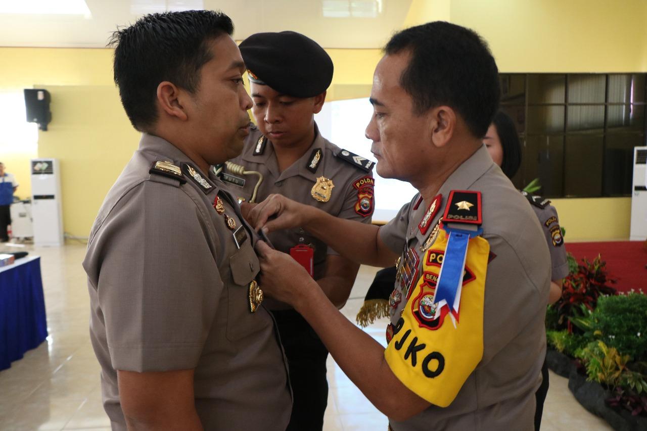 Kapolda Bengkulu Buka Lat Pra Ops Pekat Nala 2018