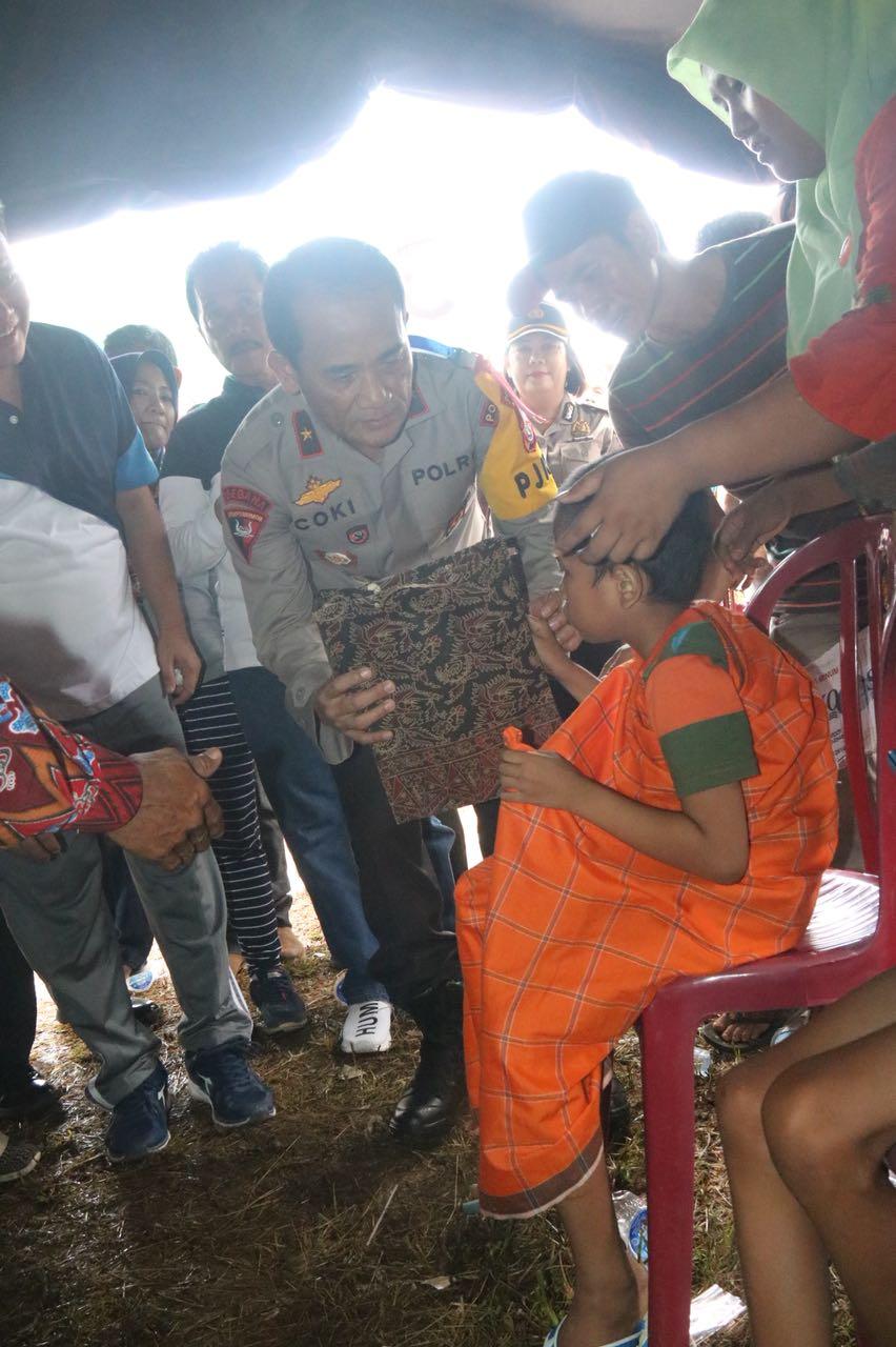 Kapolda Hadiri Perayaan Hari Buruh Di Bengkulu Tengah