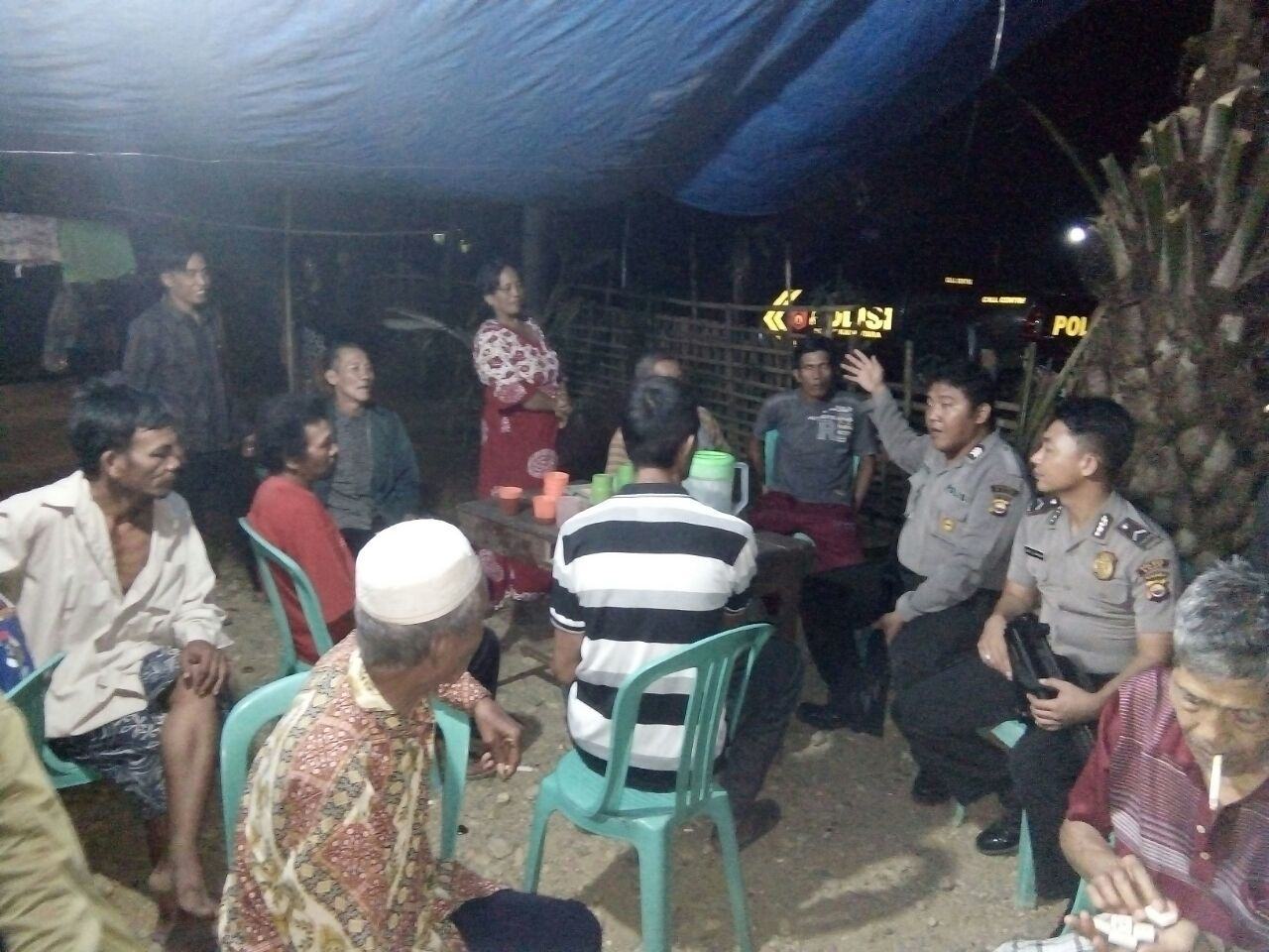 Sambut Ramadhan, Polsek Kaur Utara Himbau Warga Tingkatkan Keamanan