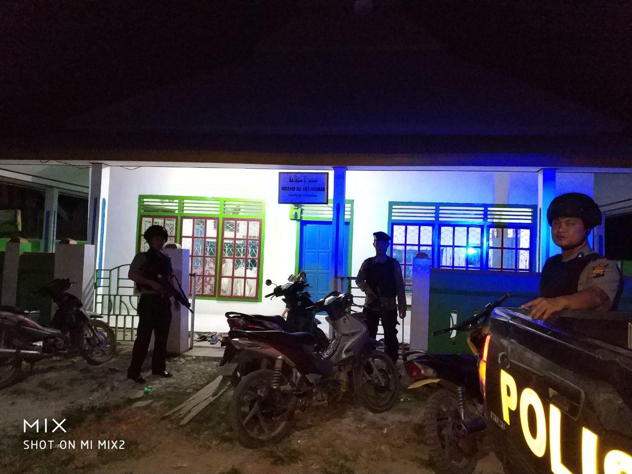 Bulan Ramadhan, Polres Kaur Tingkatkan Patroli Malam Hari