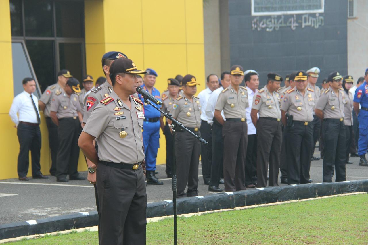 HUT Bhayangkara, Polda Bengkulu Gelar Lomba Tingkat Nasional