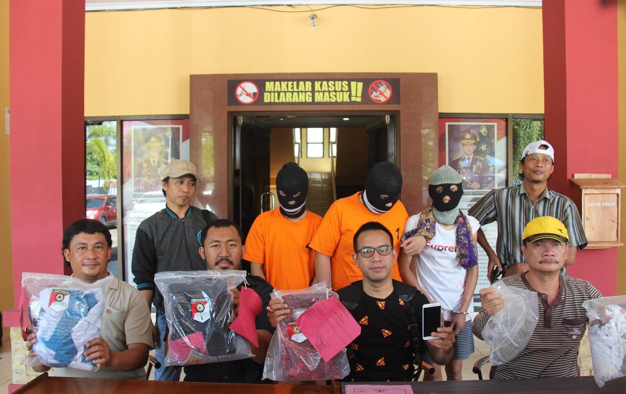 Subdit Jatanras Ungkap Pembunuhan Supir Travel di Desa Sawang Lebar