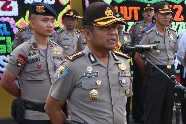 Tingkatkan Keamanan, Polda Bengkulu Siap Backup Polres Jajaran
