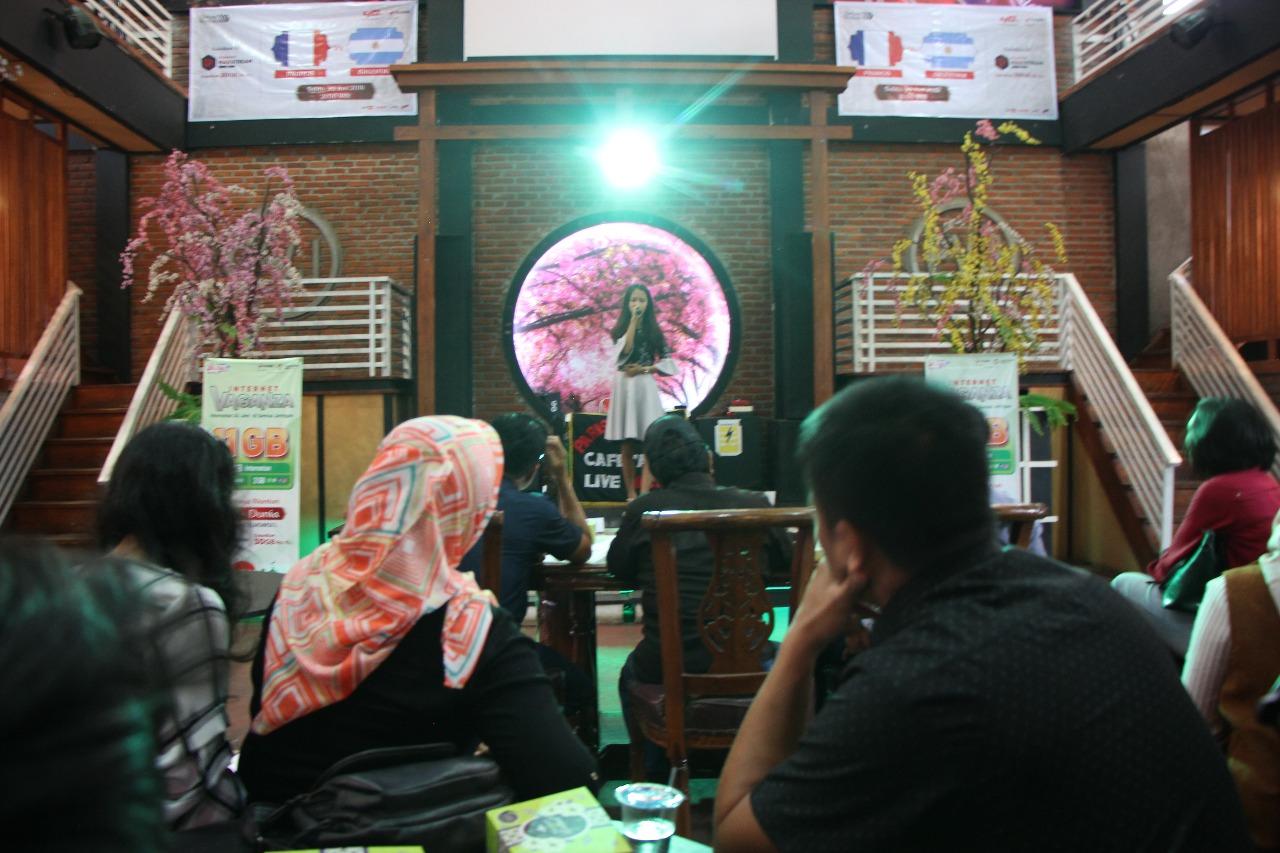 Lomba Solo Song Polda Bengkulu Semarakkan HUT Bhayangkara Ke-72