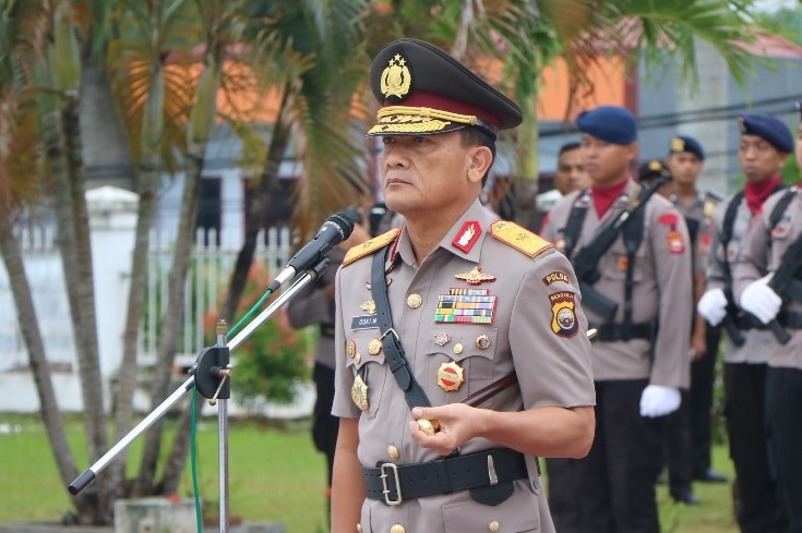 Satker Operasional Polda Bengkulu Siap Back-up Polres Jajaran