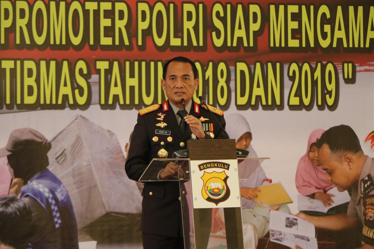 Dampak Positif Promoter Pada Reformasi Internal Polri