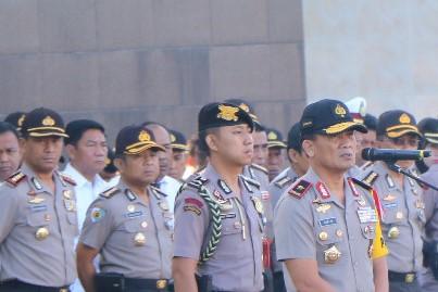 """Kapolda Bengkulu; """"Peningkatan Tanggung Jawab, Akan Menghasilkan Pencapaian Kinerja"""""""