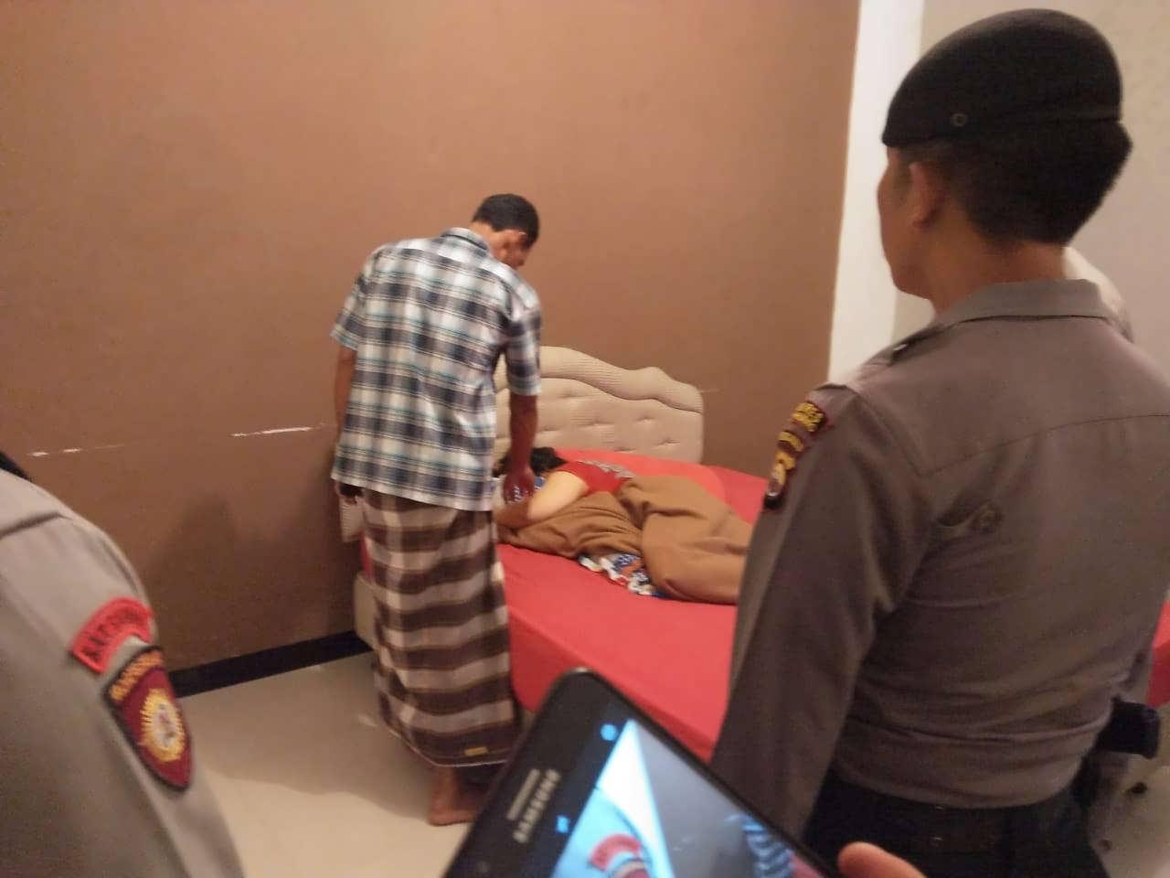 Tim Pajali Amankan Dua Oknum PNS yang Lagi Bobok Bareng di Kamar Hotel