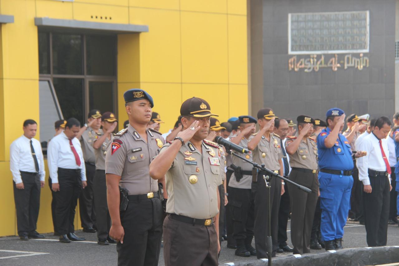 Wakapolda Bengkulu; Berikan Pelayanan Terhadap Masyarakat, Dengan Tetap Memperhatikan Body System Kepolisian