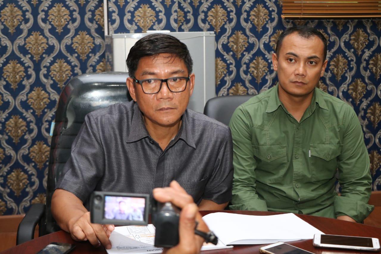 Ketua DPRD Seluma Resmi Ditahan Polda Bengkulu