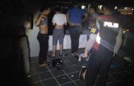 Patroli Sabhara Polda Bengkulu Tindak Tegas Anak Muda Keluyuran Malam
