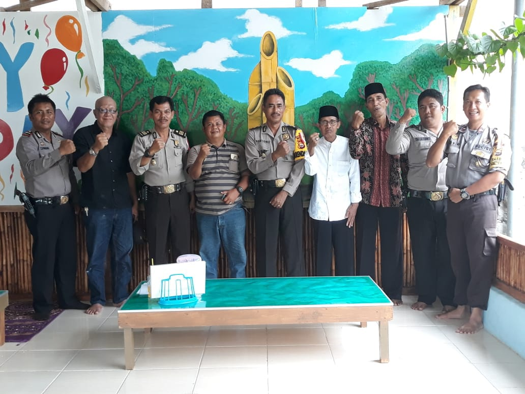 Sukseskan Tahapan Pileg dan Pilpres, Polres Kaur Jalin Silaturahmi Bersama Tokoh Masyarakat, Adat dan Agama