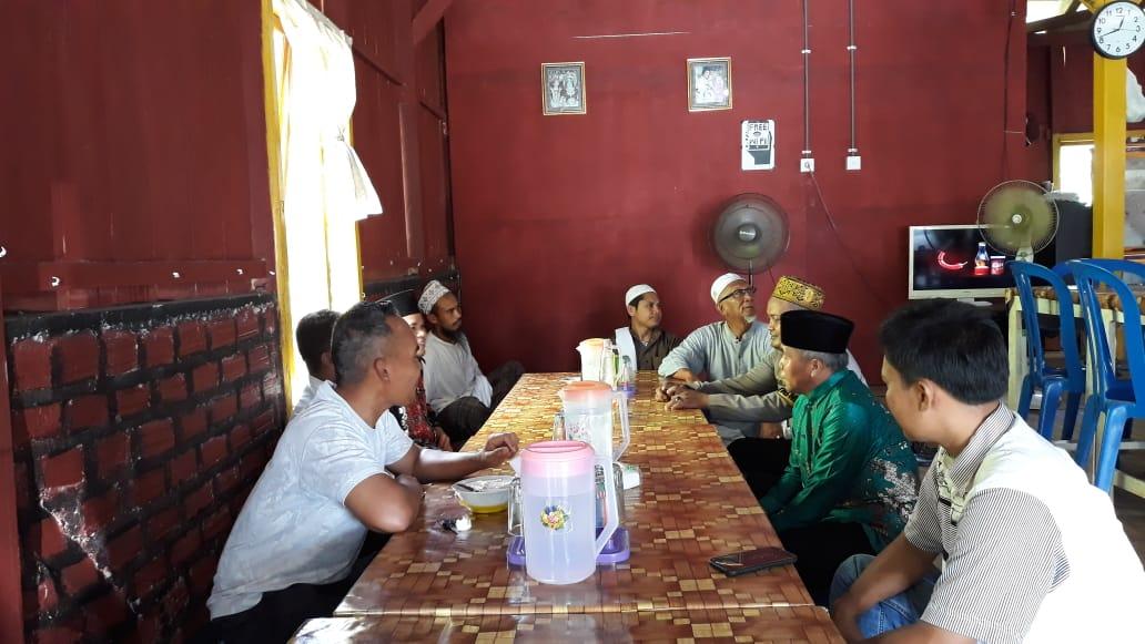 Harkamtibmas, Polres Kaur Gelar Silaturahmi Bersama Tokoh Agama