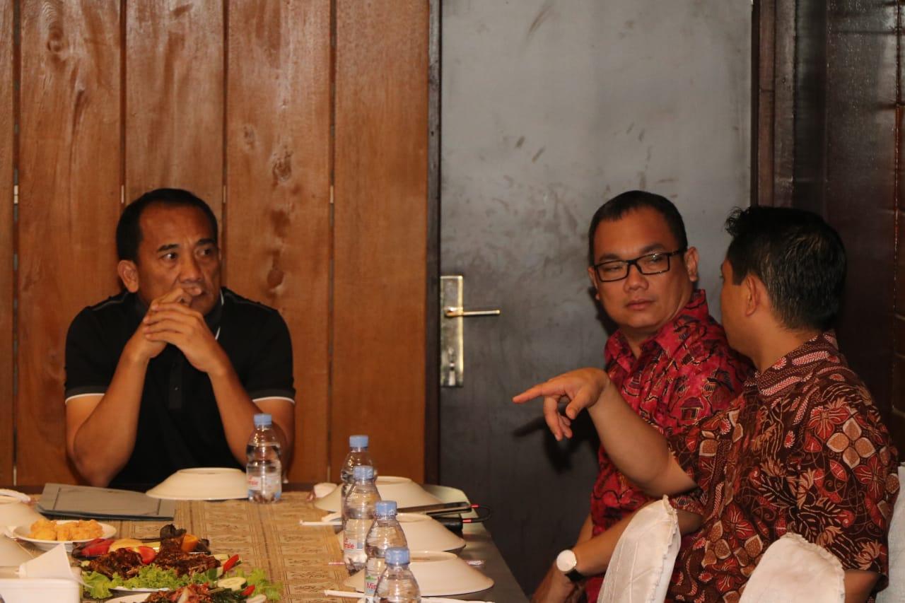 Kapolda Bengkulu Ajak KPU Dan Bawaslu Sukseskan Pemilu 2019