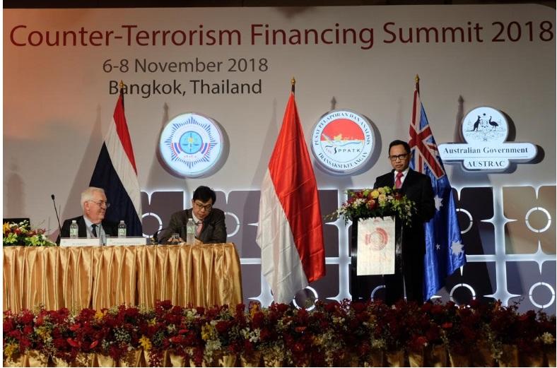 Kapolri: Peran Financial Intelligence Unit Penting Guna Pencegahan Aliran Dana Terorisme