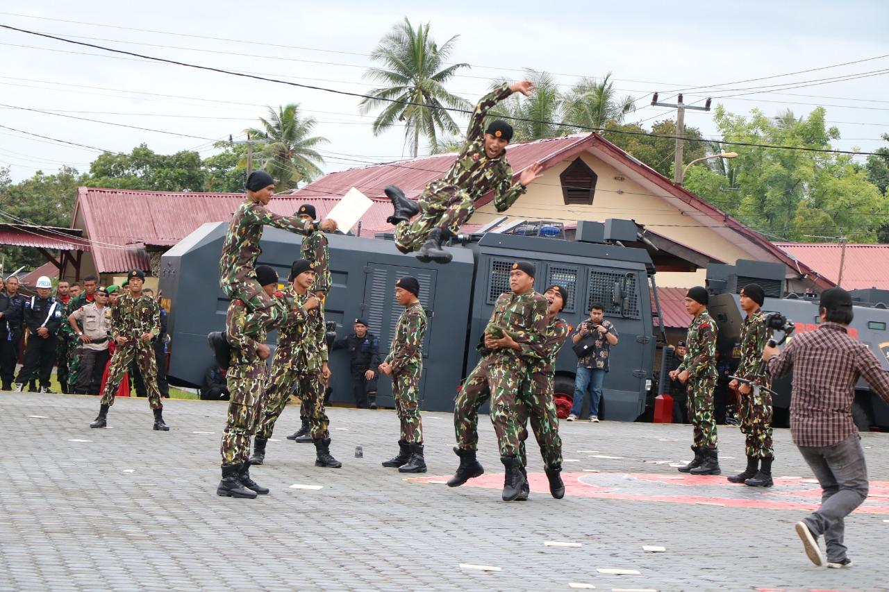 Jaga Stabilitas Perbatasan, Bangun Batalyon di Ketahun