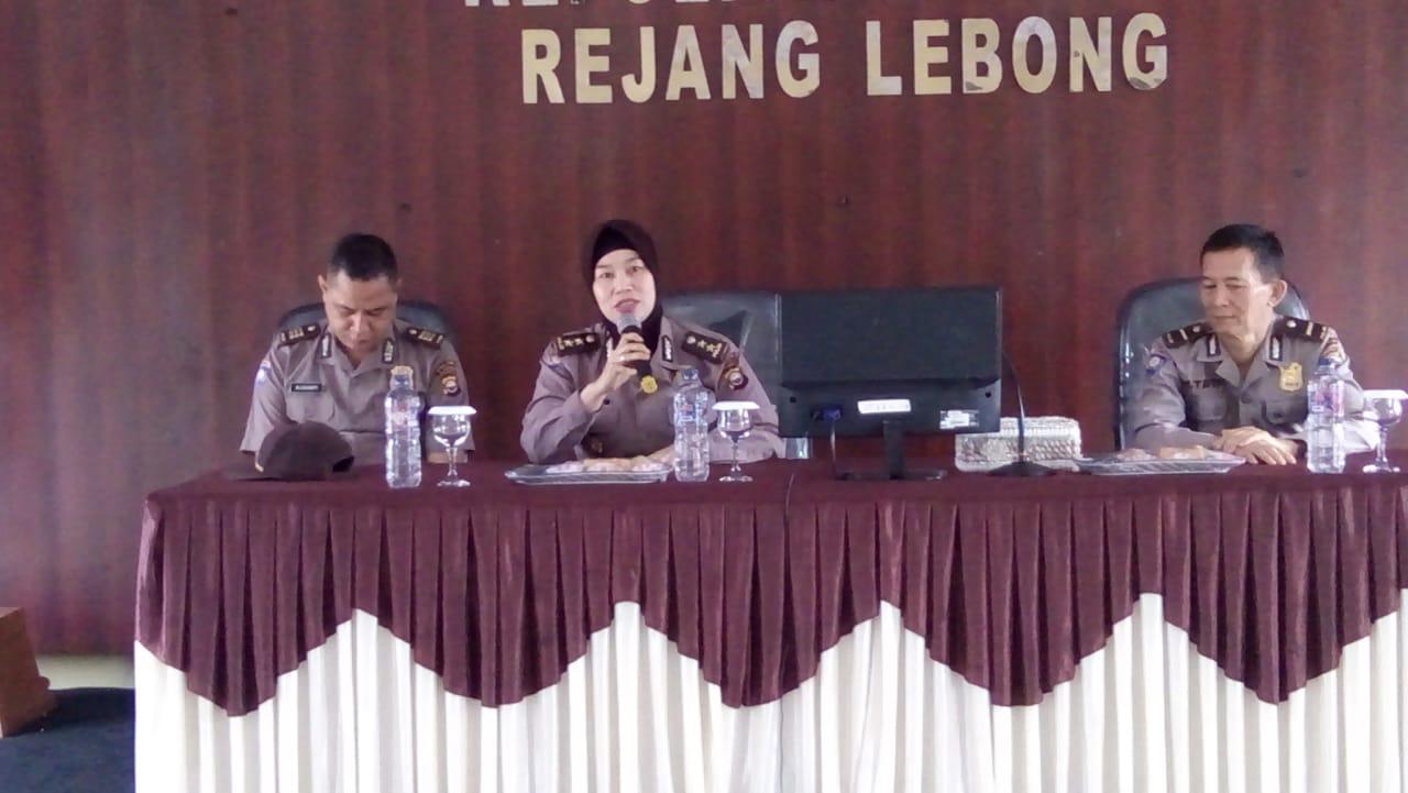Sinergi Antar Instansi, Direktorat Binmas Polda Bengkulu Gelar Tatap Muka Bersama Polsus dan Sat Pol PP