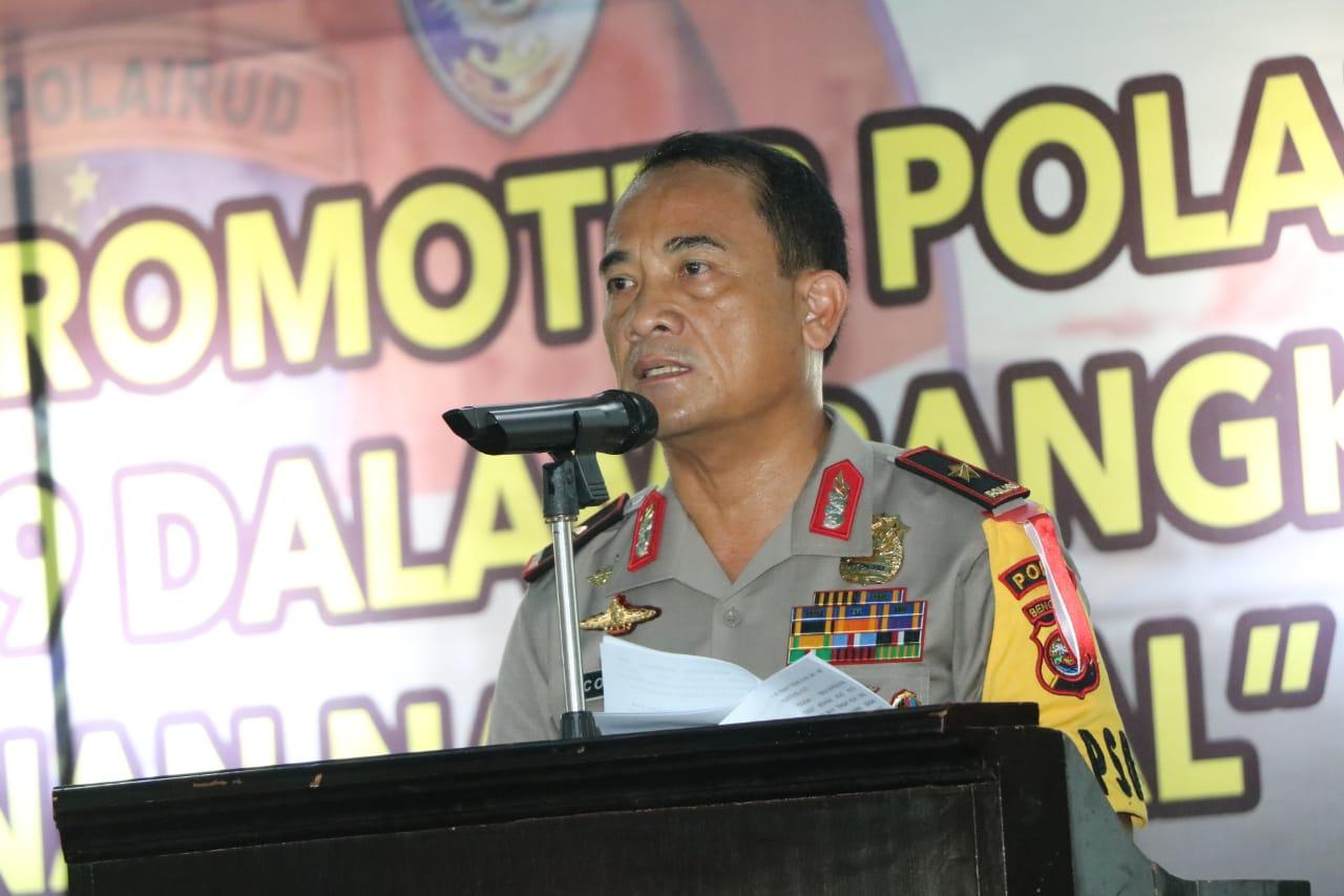 Tak Cukup Modernisasi Peralatan, Profesionalitas, Loyalitas dan Integritas Personel Korpolairud Wujudkan Polri Promoter
