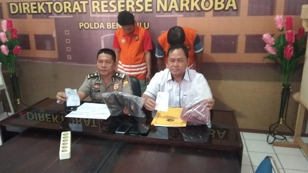 Bawa Sabu Warga Pasar Melintang Ditangkap Polisi